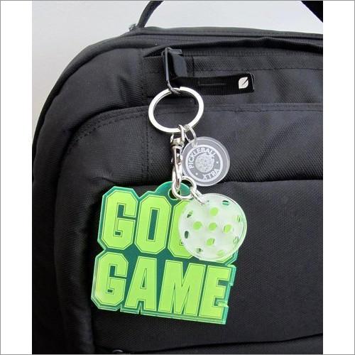 Acrylic Bag Tag