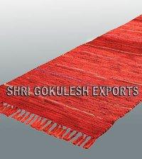 Indian Designer Pure Cotton Handmade Rag Rugs
