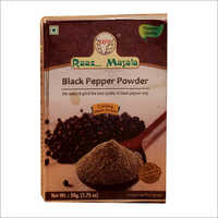 50gm Black Pepper Powder