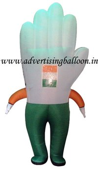 Advertising Walking Inflatables