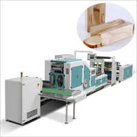 Automatic Square Bottom Paper Bag Machine Production