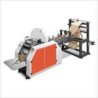 Automatic V Bottom Paper Bag Machine