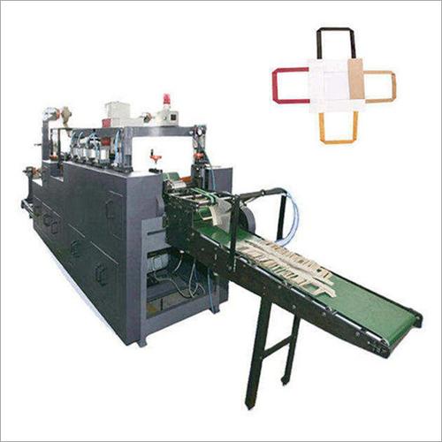 Paper Bag Flat Handle Making Machine