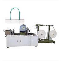 Paper Bag Rope Handle Making Machine