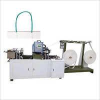 Paper Rope Handle Making Machine