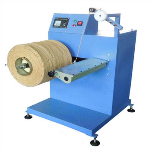 Paper Rope Rewinder Handle Making Machine