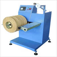 Paper String Rewinding Handle Making Machine