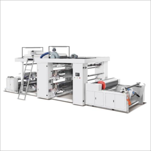6 Color Paper Printing Machine