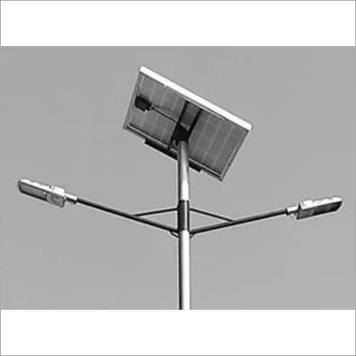 Double Arm Solar Street Lights