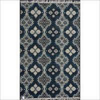 Designer Hand Woven Woolen Flat Weave Kilim