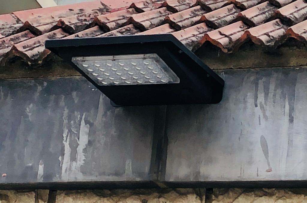Solar Ac/Dc Street Light