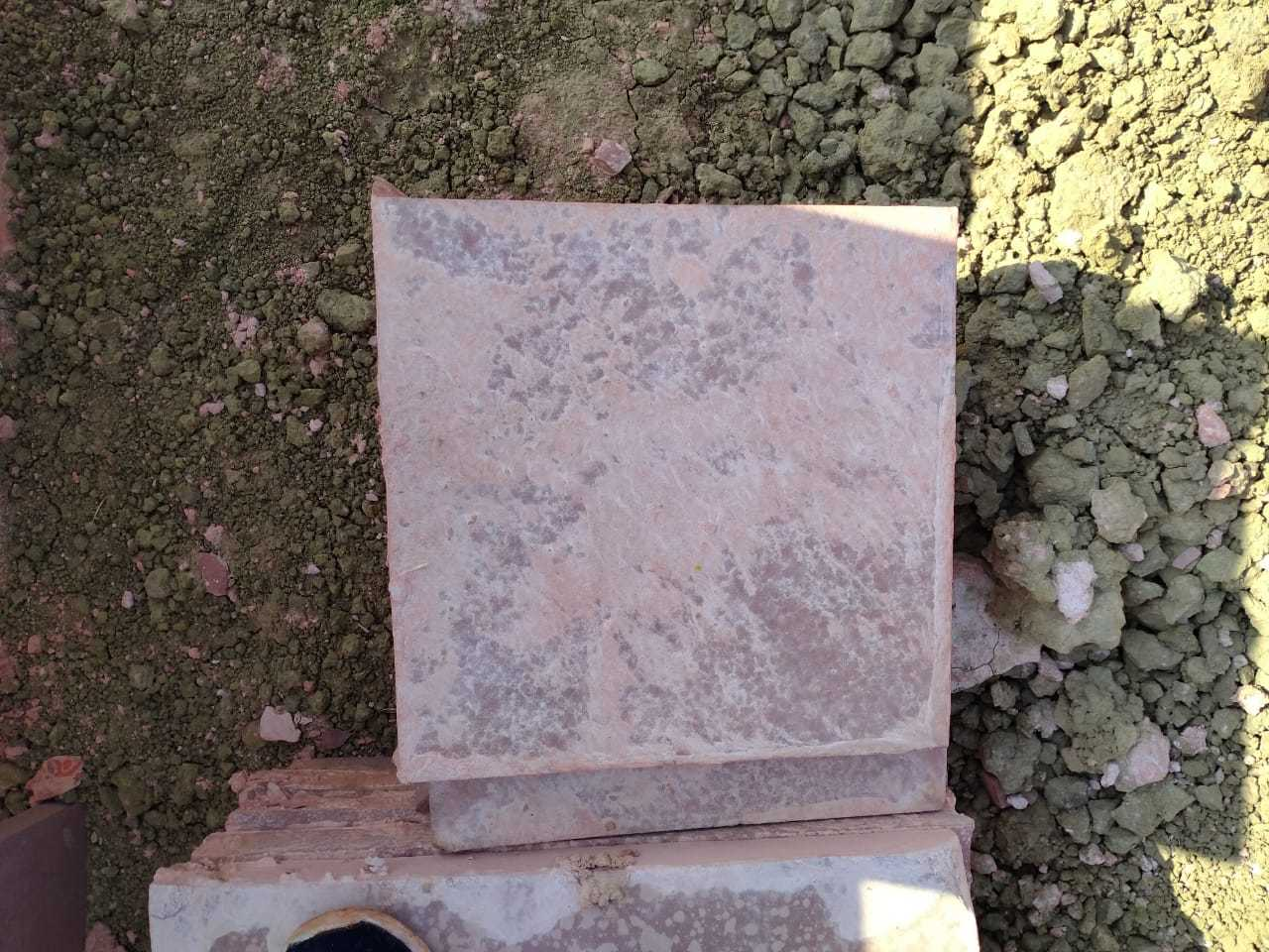 Red Sandstone Cobbles