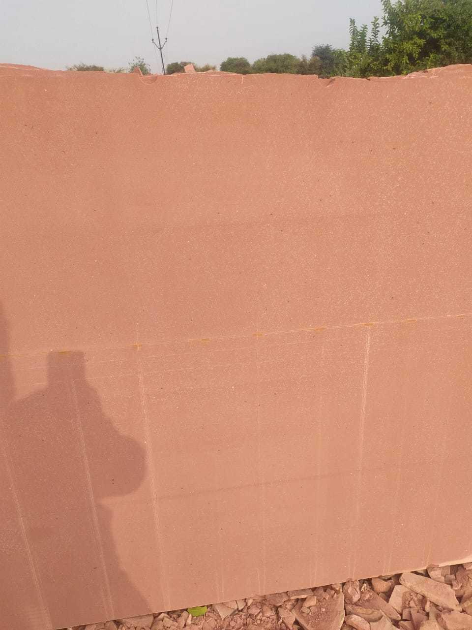 Agra Red Sandstone Polished