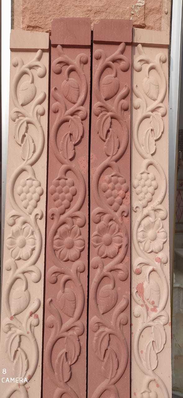 Designer Sandstone Door Frame