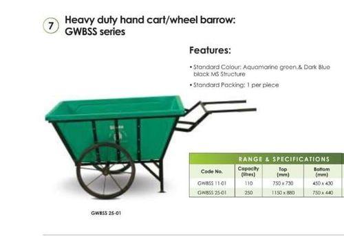 Sintex Waste Bin  Wheel Barrow Cart
