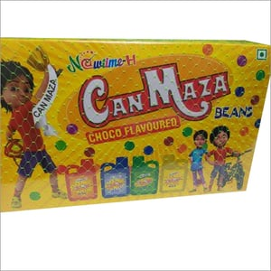 Can Maza Choco Flavoured Beans