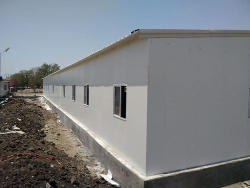 Prefabricated Structure in Puf Panel