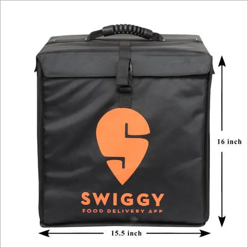 Swiggy Delivery Bags