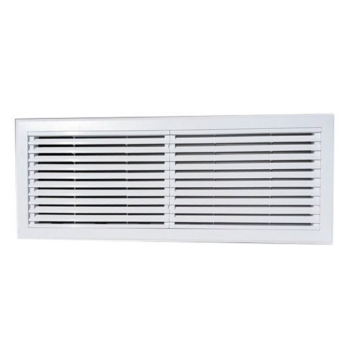 Kochi White Air Conditioner Grill