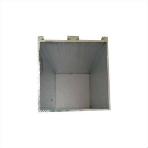 Window Aluminium Square Extrusion