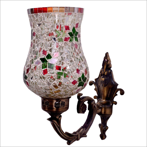 Samadaan Glass Ceiling Lamp