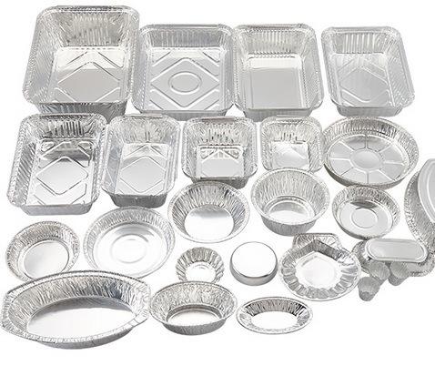 Aluminim Foil Container