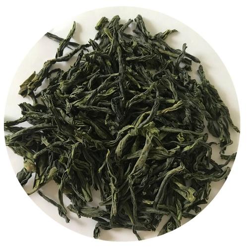 Famous Green Tea Lu An Gua Pian Green Tea Leaves Wholesale Price Liu An Gua Pian Loose Leaf Green Tea in Bag