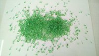MANUFACTURER CLEAR CRYSTAL CRUSHED POLISHED GLASS CHIPS FOR CRAFT, TERRAZZO TILES APPLICATION