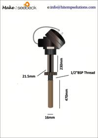 High Temperatature Ceramic Sensor