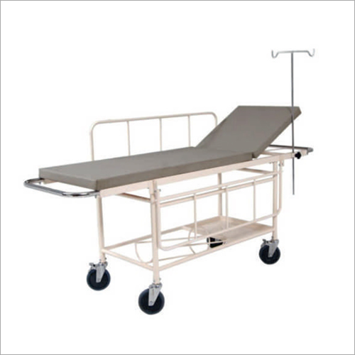 Patient Stretcher Trolley W-IV Stand