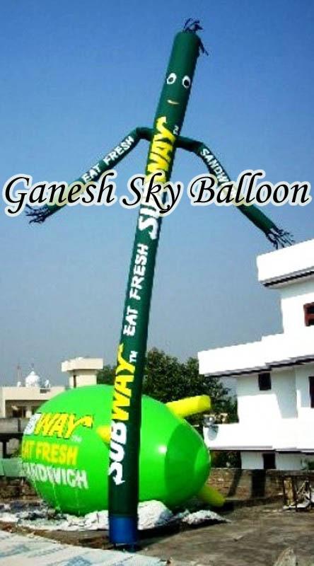 Advertising Sky Dancers