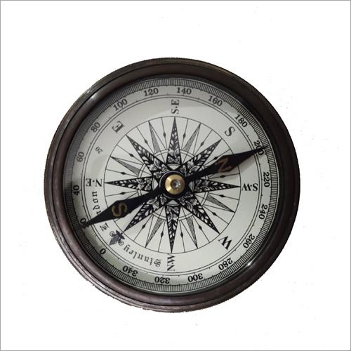 Antique Koem Compass With Poem