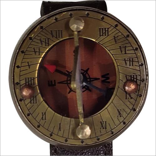 Antique Brass Spenciare Compass