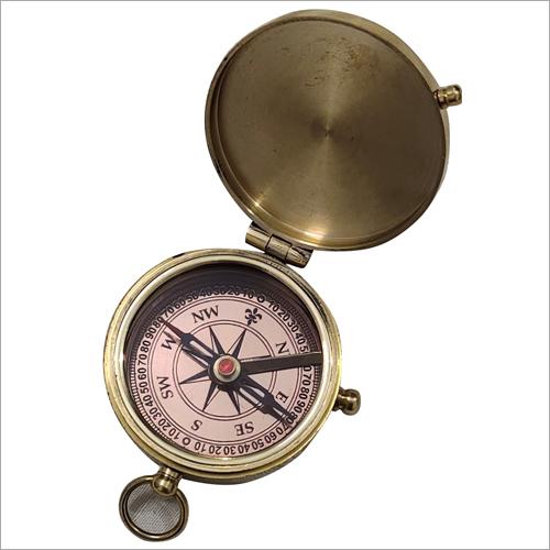 Gold Shine Flate Koem Compass