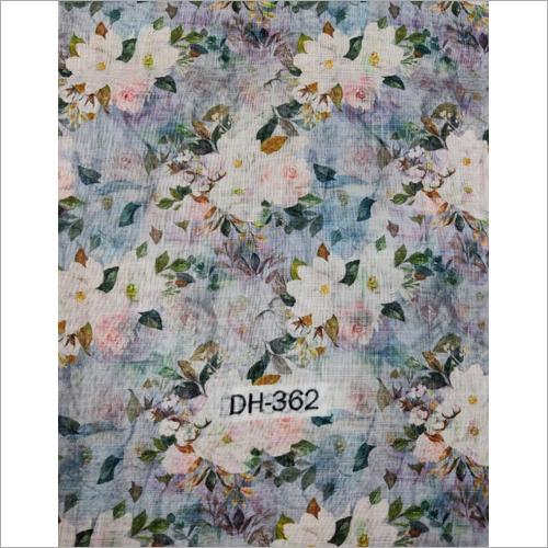 Soft Cotton Digital Printed Fabric