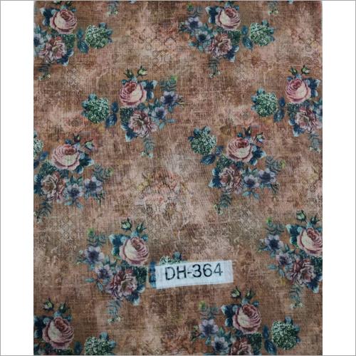 Digital Printed Linen Fabric