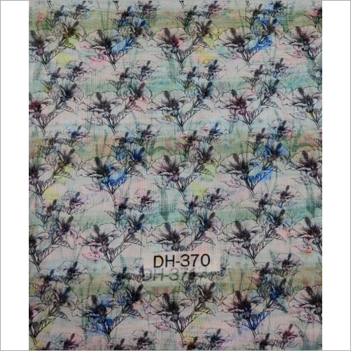 100 Percent Cotton Digital Printed Fabric
