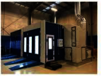 High Quality Car Spray Oven Baking Booth