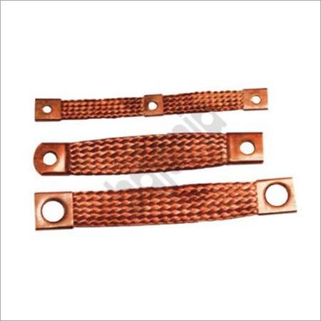 Copper Earthing Braids