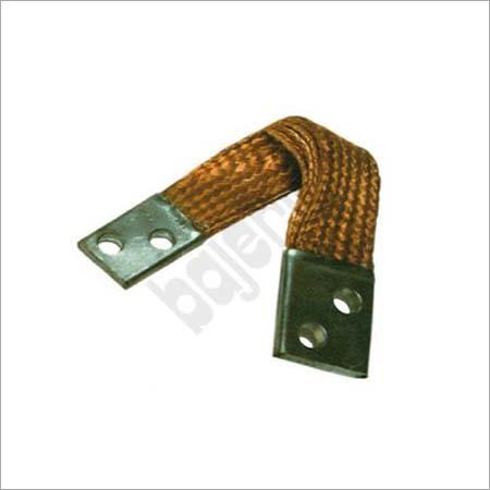 Copper Bare Braided Flexible Strip