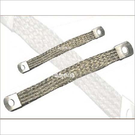 Flexible Aluminium Braided Jumpers
