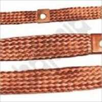 Braids: Flexible, braided copper tapes