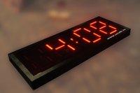 Master Slave Digital Clocks