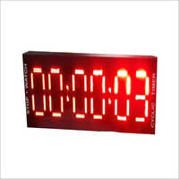 Electronic Stop Watch