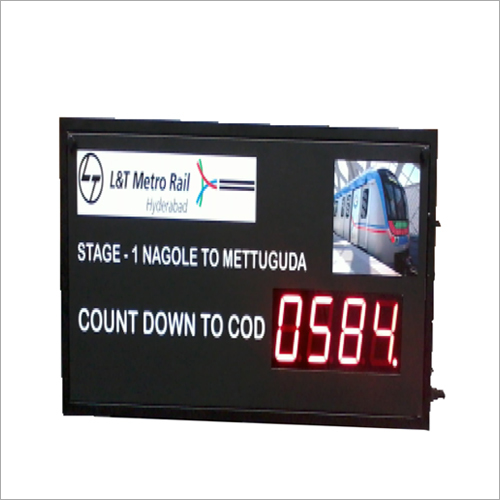 Project Countdown Timer