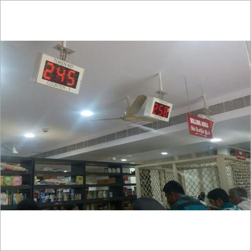 Counter Facing Display
