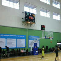 Electronic Basketball Scoreboards