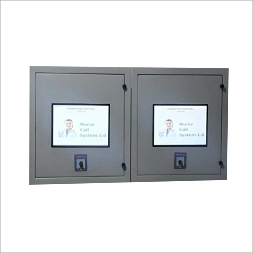 LCD Touch Screen Version Nurse Station Display