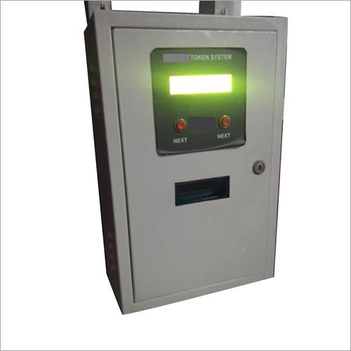 Wall Mount Version Token Dispenser