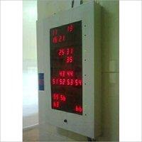 Digital Nurse Station Display